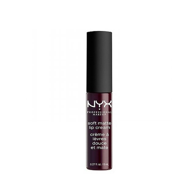 NYX Soft Matte Lip Cream Soft Transylvania