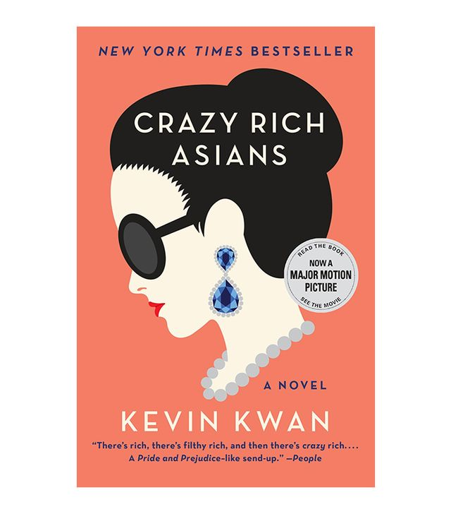 Kevin Kwan Crazy Rich Asians