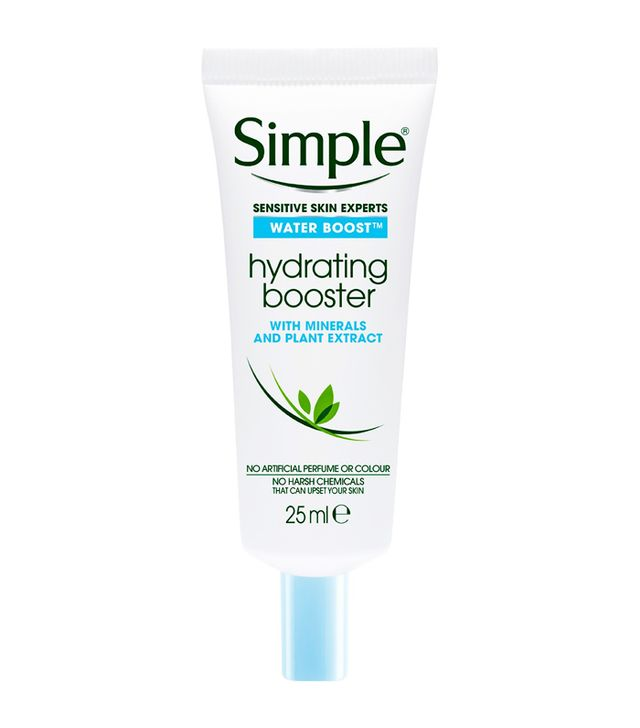 Best Hydrating Serum For Sensitive Skin: Simple Water Boost Hydrating Booster
