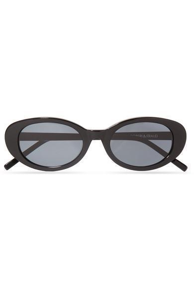 Betty Cat-eye Acetate Sunglasses