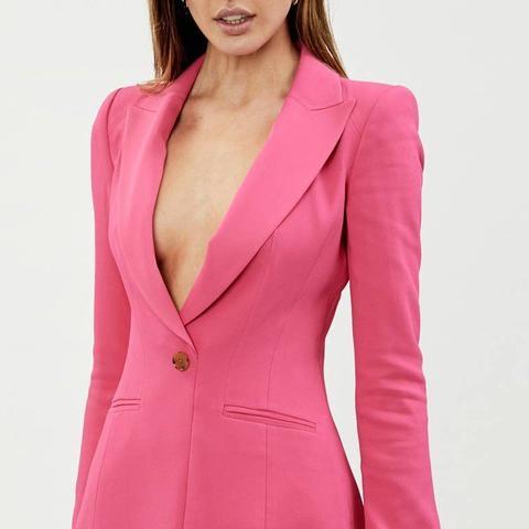 Natasha Pink Dress