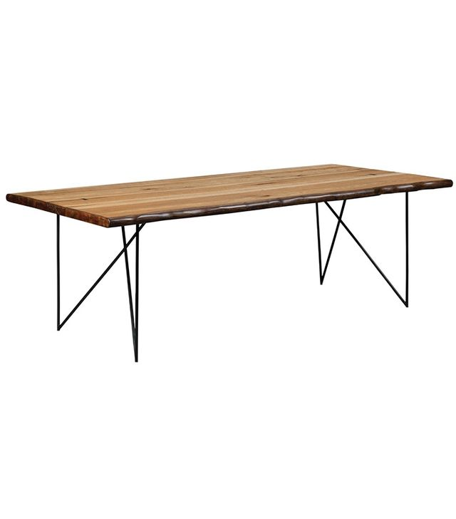 AllModern Live Edge Dining Table