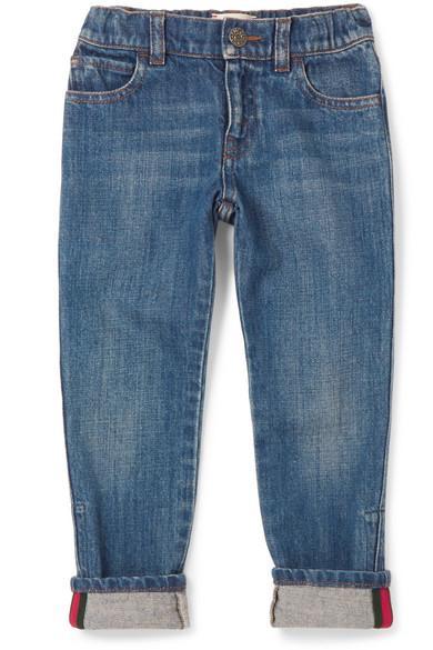 Gucci Kids Jeans