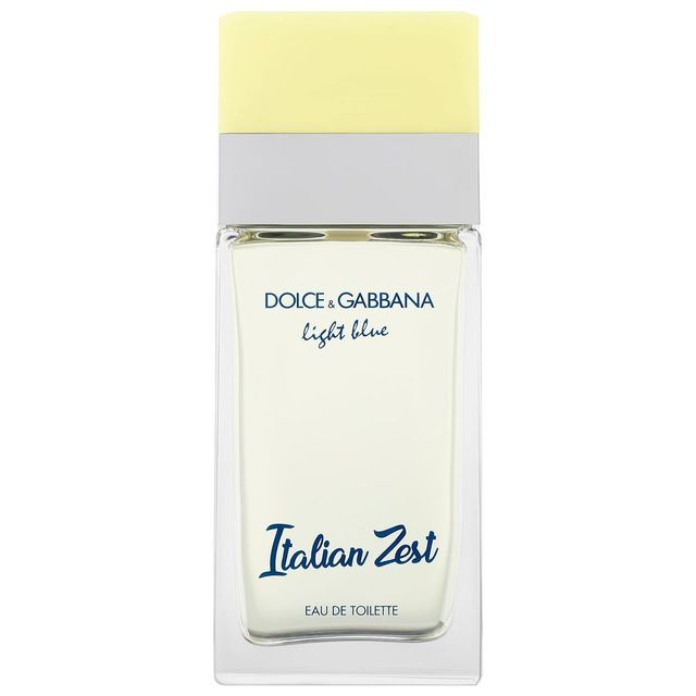 Light Blue Italian Zest 3.4 oz/ 100 mL Eau de Toilette Spray