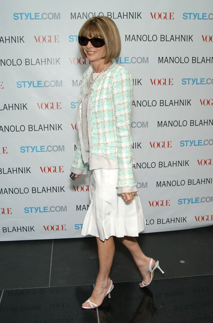 5 Chic New Season Trends Anna Wintour Predicted 20 Years