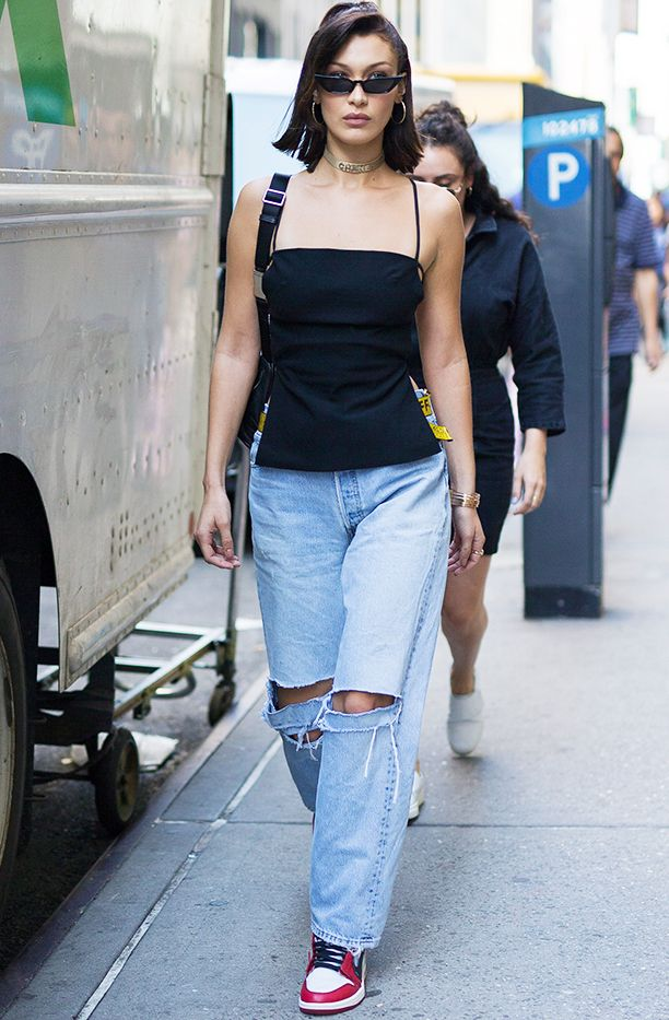 22 Reasons Bella Hadid S Style Is The Coolest Who What Wear