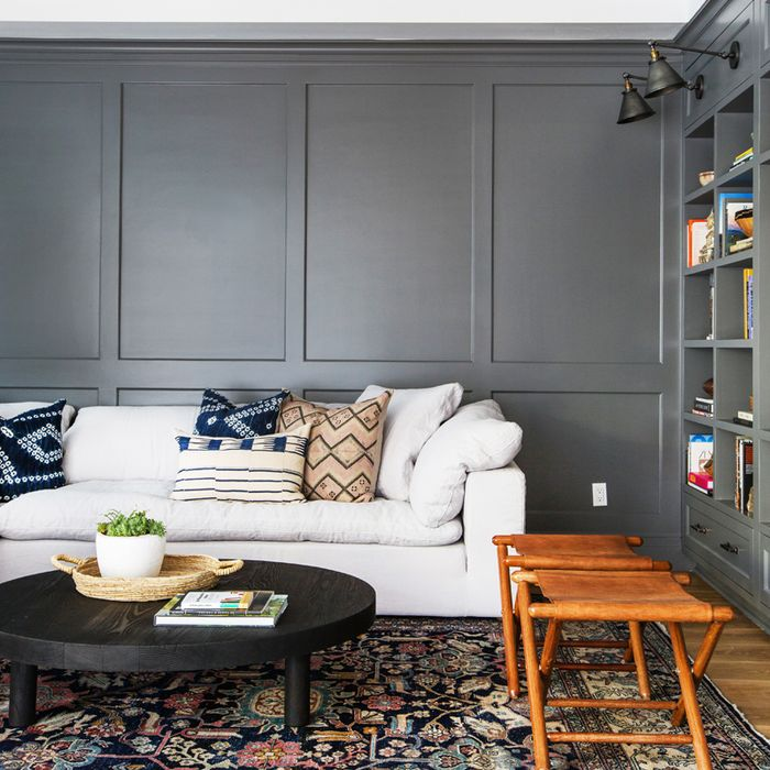 These Are The 11 Best Paint Colors For Dark Rooms Mydomaine