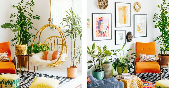 10 Bohemian Living Rooms To Inspire Your Next Design Refresh Mydomaine