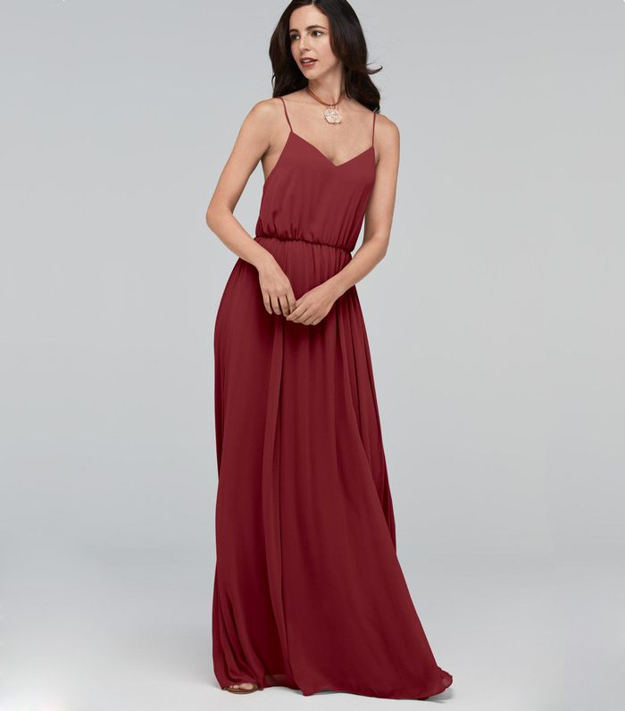 Wedding Gown Color Meanings: These Are The Best Fall Bridesmaid Dress Colors