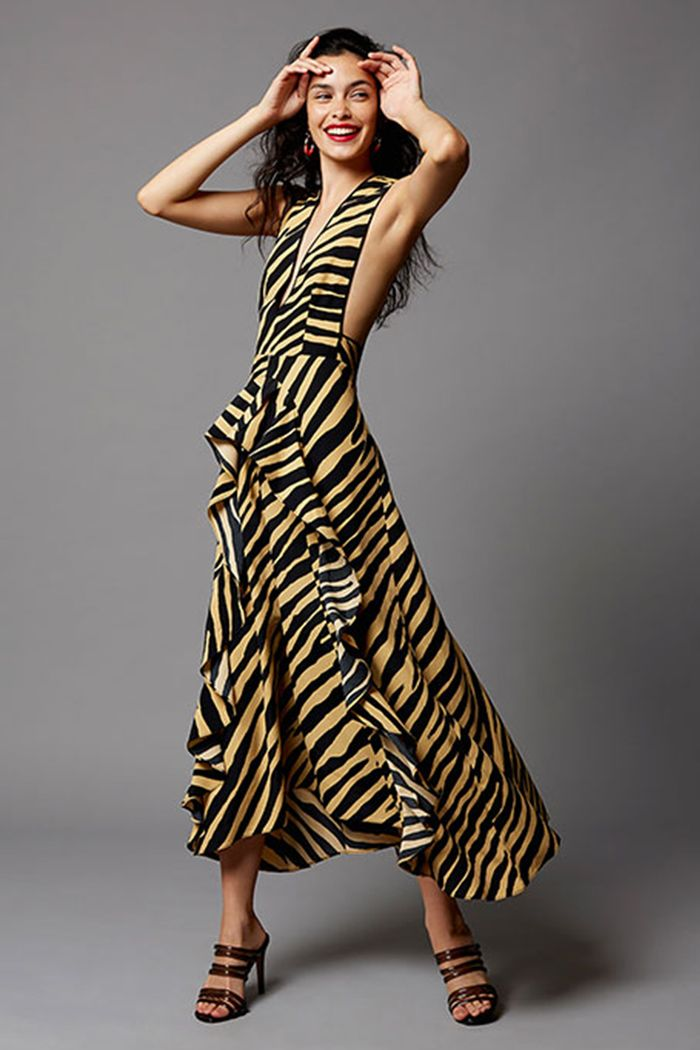de4611a5d371 Topshop s Zebra-Print Dress Is Going to Fly Out of Stores