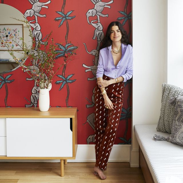 Inside Leandra Medine's Eclectic Manhattan Loft (The Nursery Is Adorable)
