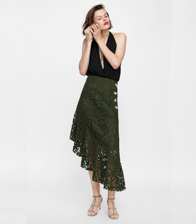 Brunch outfits for fall: Zara