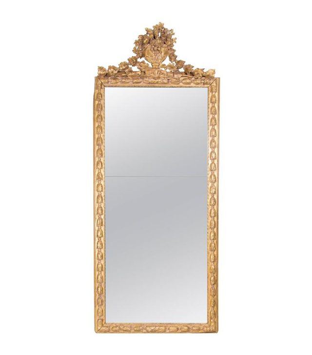 1stDibs Exceptional French 19th Century Mirror