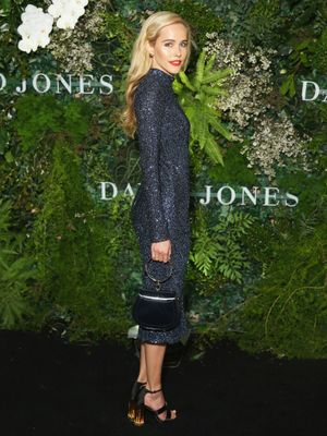 The David Jones Red Carpet Was About As Hollywood As It Gets