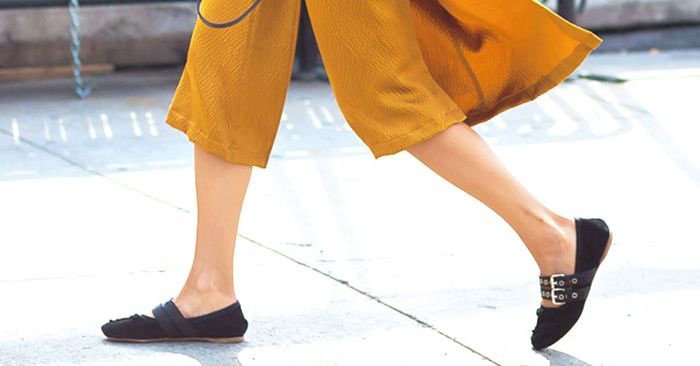 Anyone who's on their feet all day at work knows that comfortable shoes are key—especially if you want to make it to the end of the day sans blisters and ...