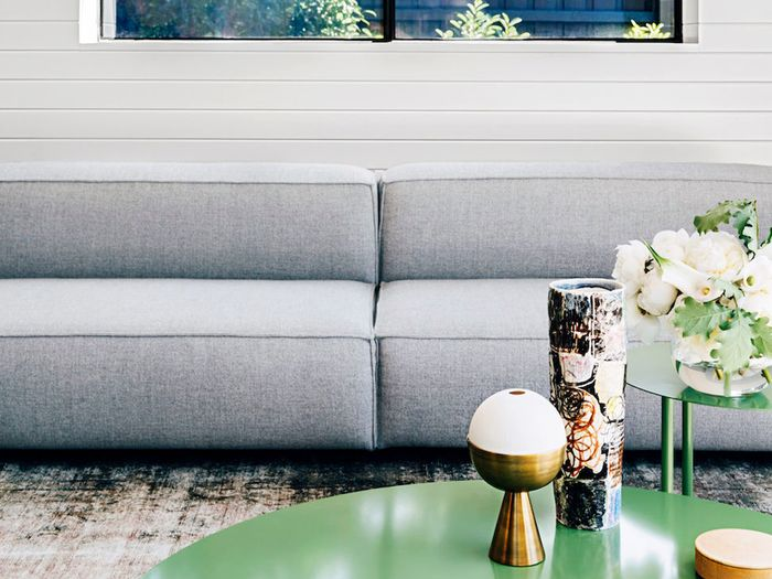 19 Modern Sofas That Ll Make You Want To Lounge All Day Mydomaine