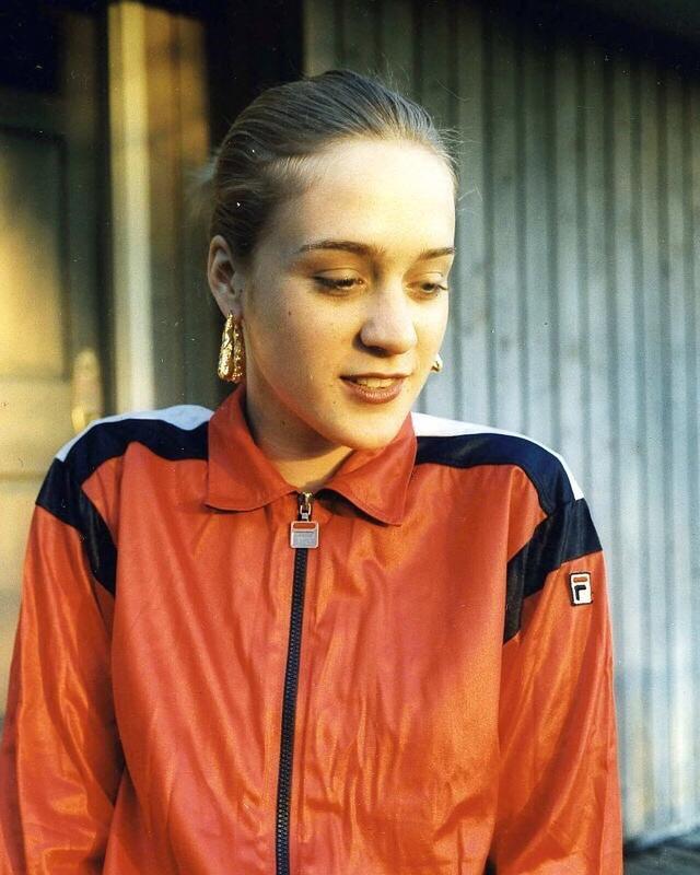 Chloë Sevigny in the '90s