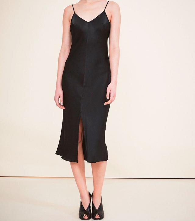 Kitri Ondine Black Slip Dress