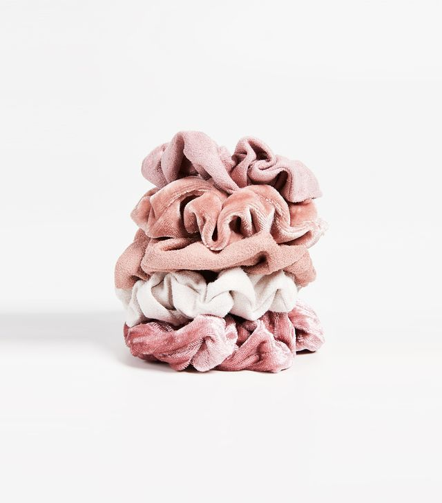Kitsch Velvet Scrunchies
