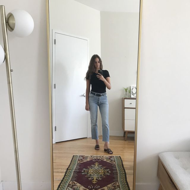 3 of MyDomaine's New York Editors Own This Floor Mirror—Here's Why We Love It