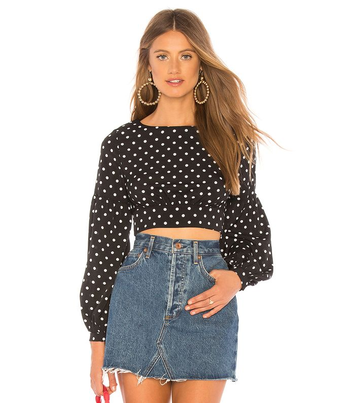 c138ab531bc723 Shop the Coolest Affordable Tops | Who What Wear