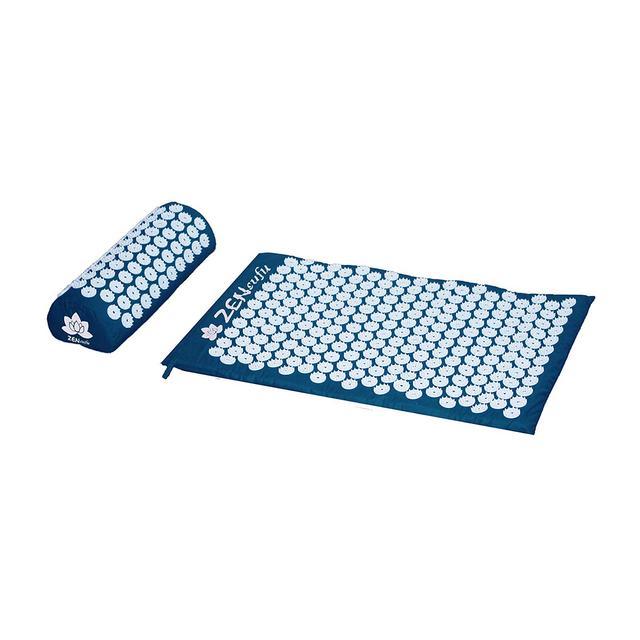 Zensufu Acupressure Mat and Pillow Set