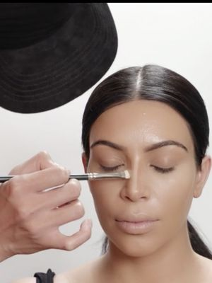 All the Products Patrick Ta Uses to Give Kim K. Shockingly Perfect Foundation