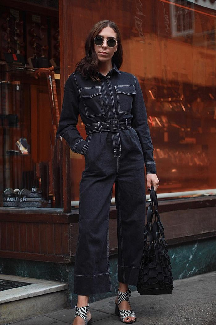 The Boilersuit Fashion Trend Is Everywhere Right Now Who