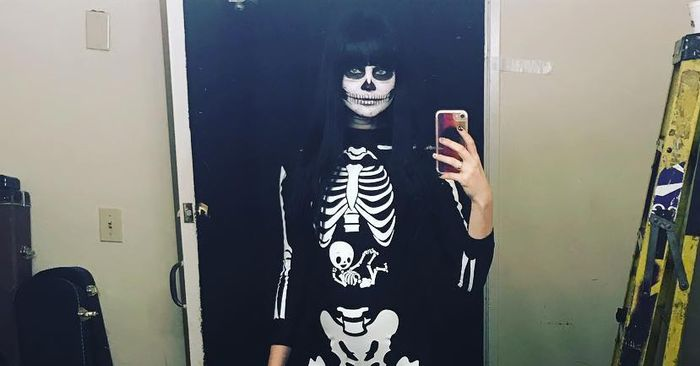 Online shopping has made finding and purchasing new things so much more convenient. With the click of a button you can buy that top youu0027ve been eyeing at ...  sc 1 st  ModernFashionNews & The Cool Skeleton Costumes on Amazon u2013 ModernFashionNews