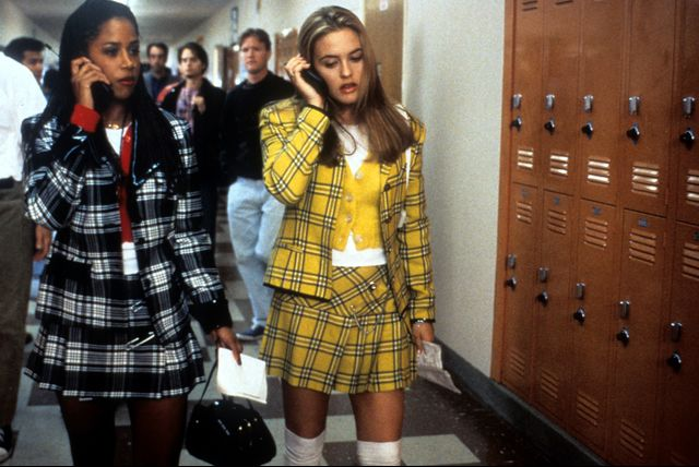 Cher Horowitz iconic Halloween costume