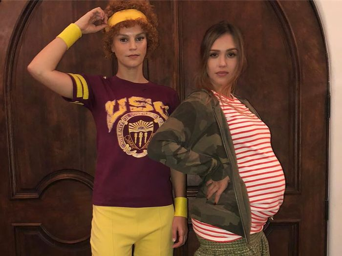 d8f29e95157 Easy Maternity Halloween Costumes to Try This Year