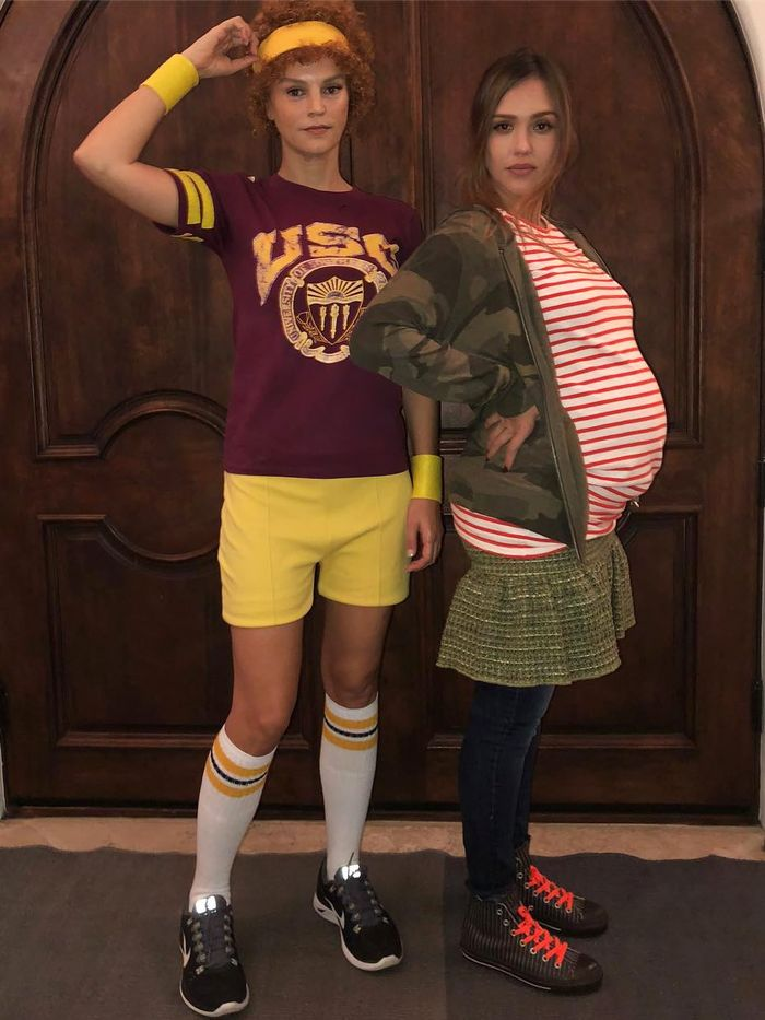 The 9 Best Maternity Halloween Costumes to Try | Who What Wear
