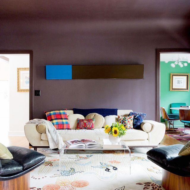This Unexpected Color Is an Instant Mood Booster, Says a Paint Expert