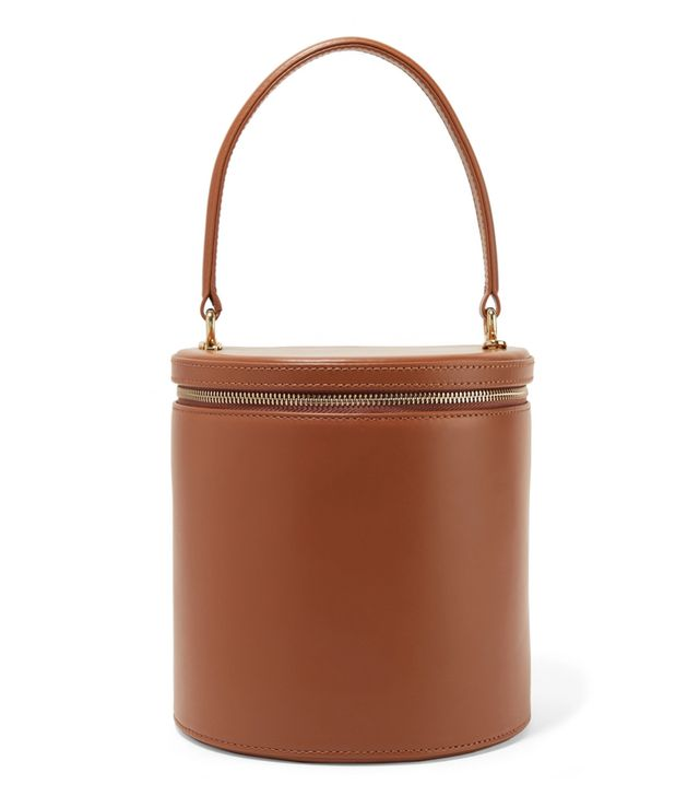 Vitti Leather Tote