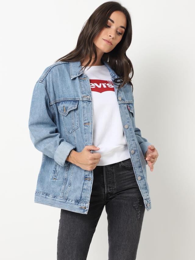 Levi's Baggy Trucker Denim Jacket