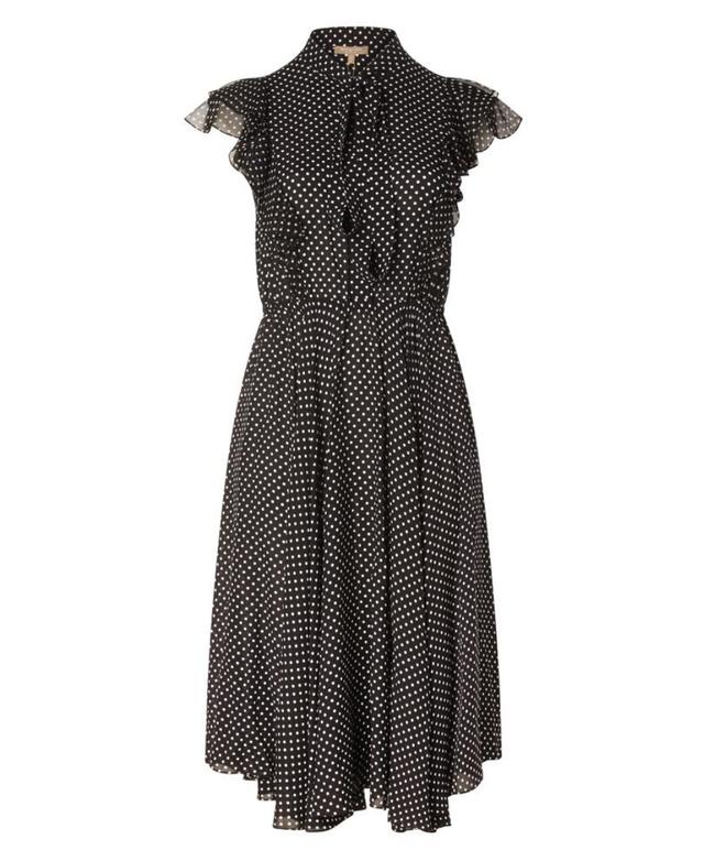 Michael Michael Kors Ruffle Dress