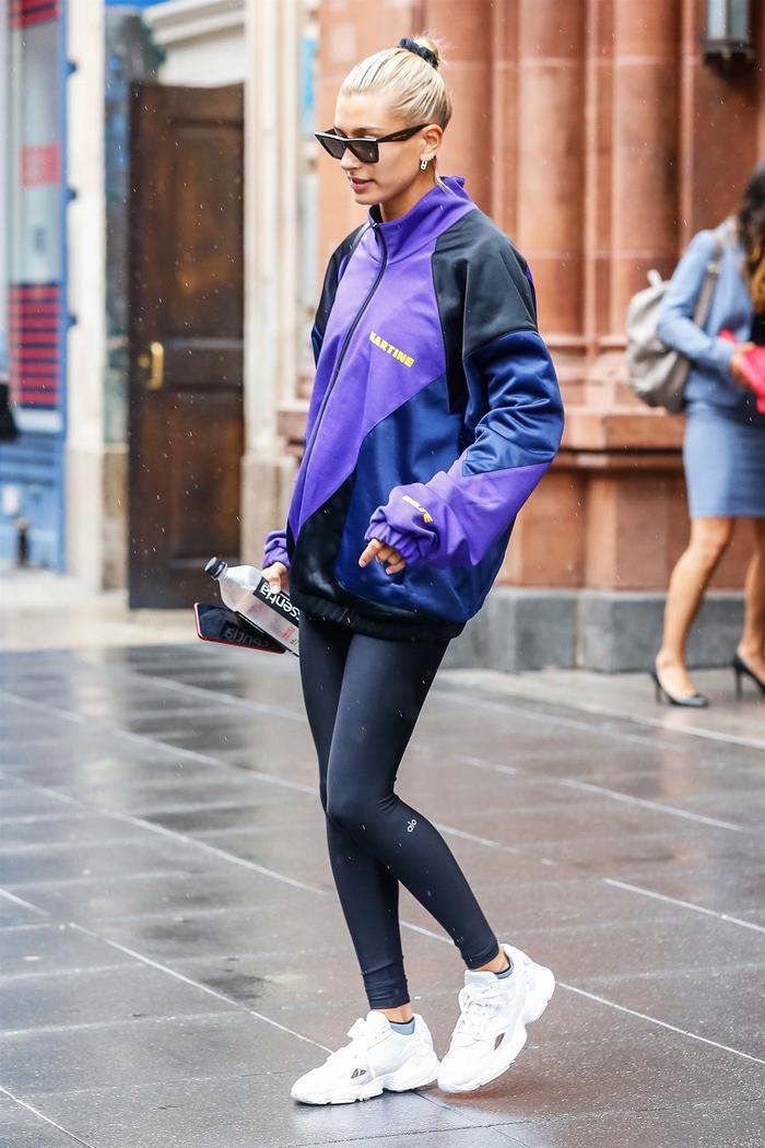 ab9858bfa Celebrities Love Adidas Falcon Sneakers