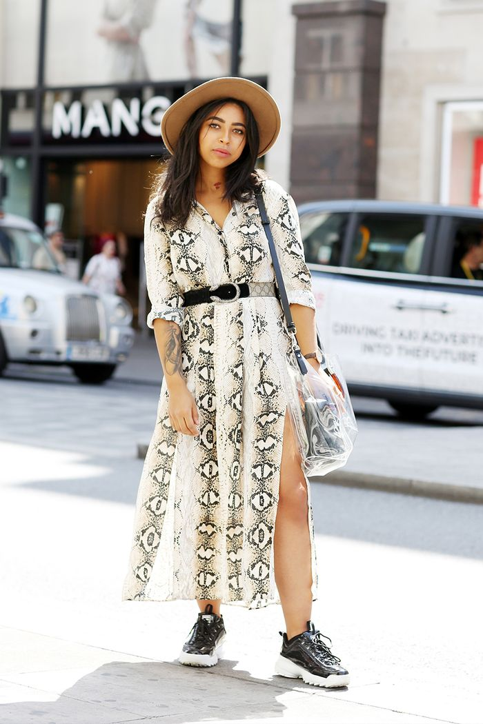 Everyone in London Is Wearing This Topshop Dress Right Now