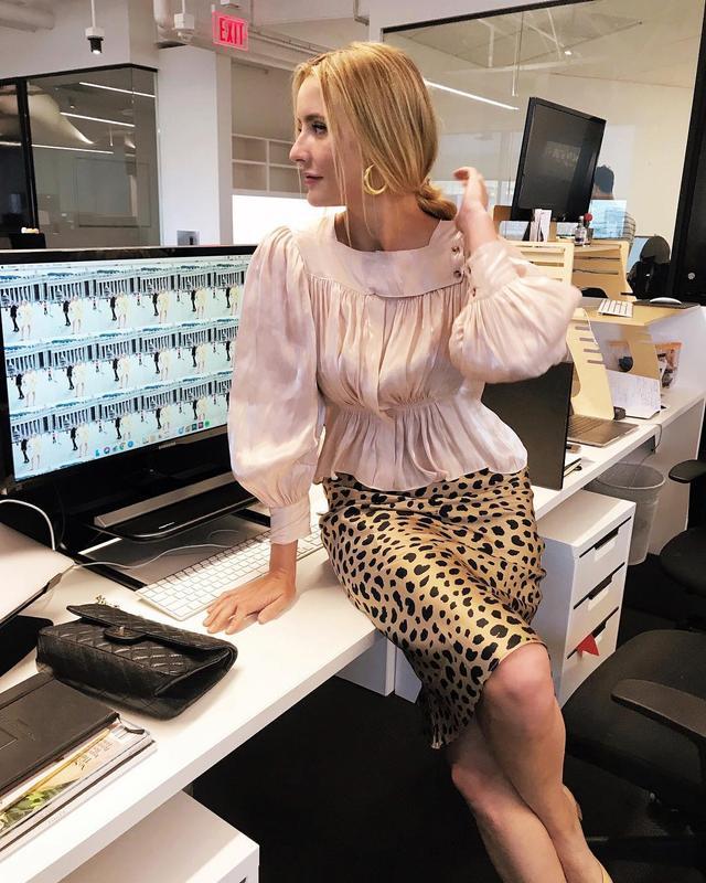 Who What Wear fashion editor Kristen Nichols