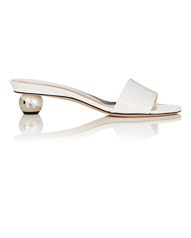 Anaxa Suede Sandals