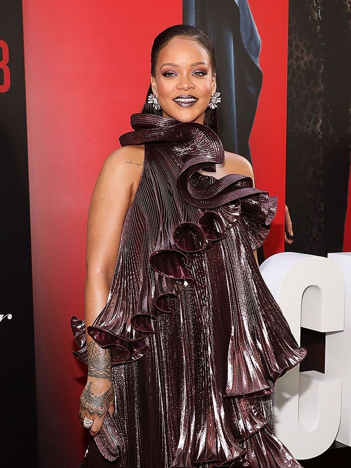 Rihanna S Performing At The Vmas In These Trends Who What Wear