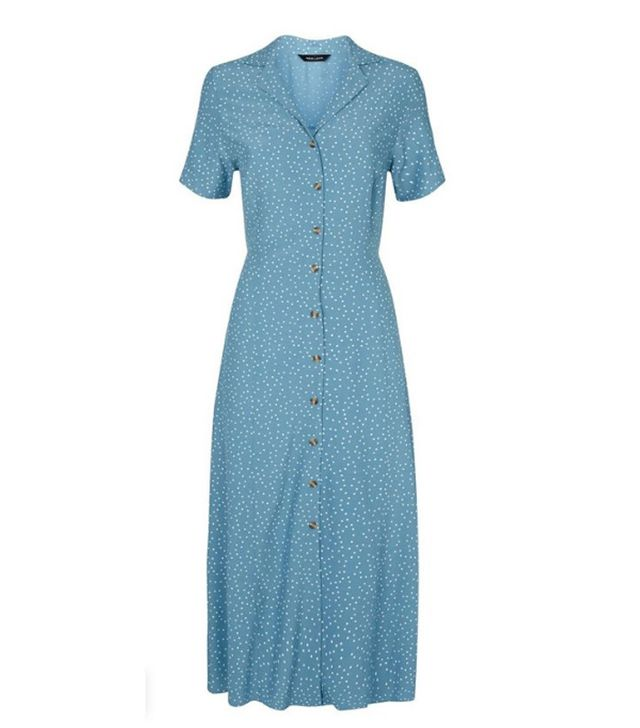 best button-down dresses: New Look