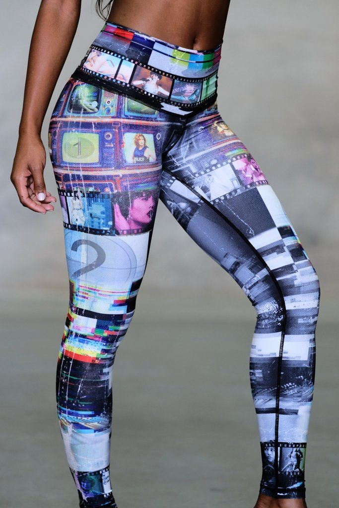 14ab2c3882 Jennifer Lopez x Niyama Sol Dance Again Leggings ($88) · Pinterest