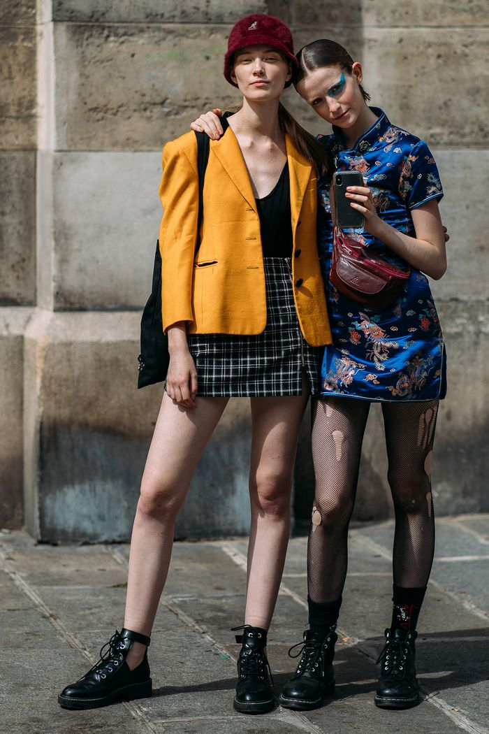 7 Ways to Wear Skirts With Boots in 2019