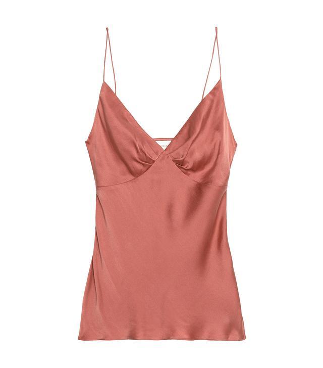 Zimmermann Washed-Silk Camisole