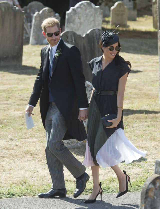 Meghan Markle and Prince Harry: easy couples costume