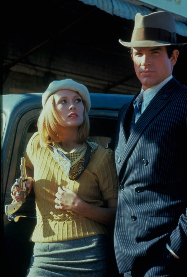 Bonnie and Clyde: easy couples costume