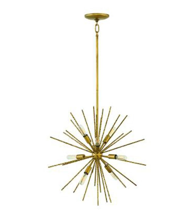 Fredrick Ramond Eight Light Pendant