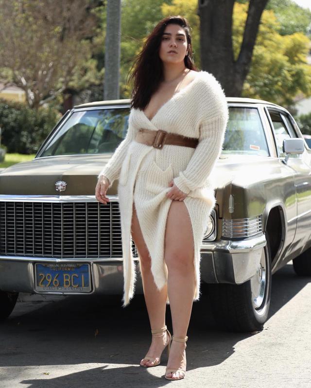 Stylish fall cardigan dress outfit