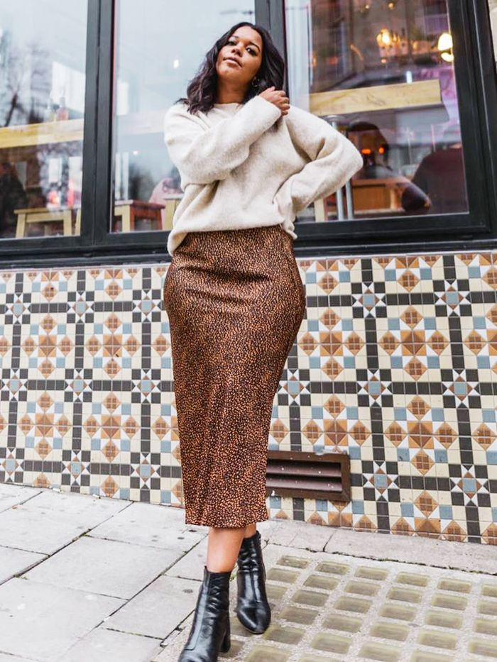 73b3ca54b The Best Leopard-Print Midi Skirts on the High Street | Who What Wear UK
